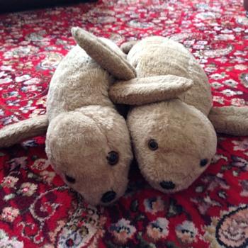 My cuddly Seal - Dolls