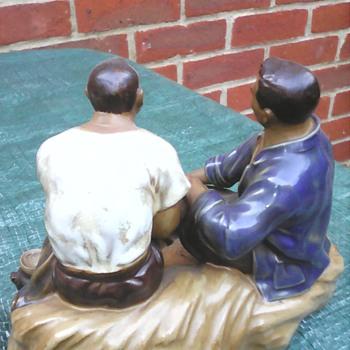 My Chinese mud men - Figurines