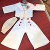 Shirley Temple Captain January White Sailor outfit