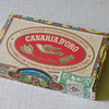 Canaria D'Oro Wooden Cigar Box