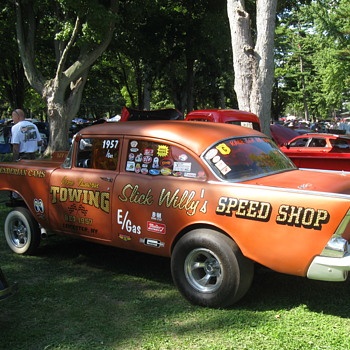 27th Annual Olcott Beach NY Car Show - Classic Cars