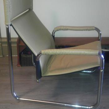 Marcel Breuer steel tube chair? - Mid-Century Modern