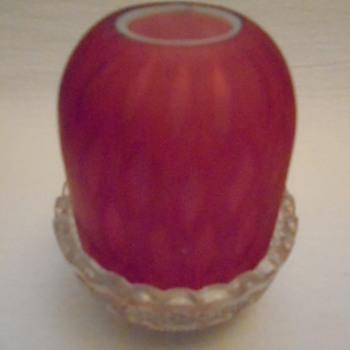 Fairy Lamp  - Art Glass