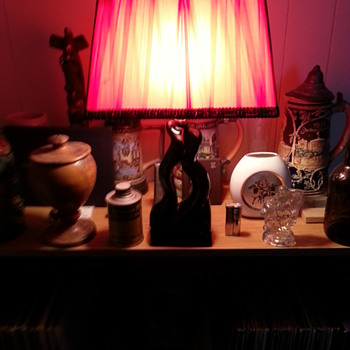 Mid-Century Modern Lamps  - Mid-Century Modern