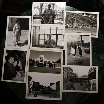 And even more photos of Post-war Japan - Photographs