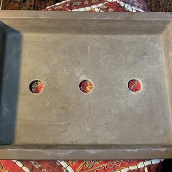 Tokoname Bonsai Pot from the 1960s - Cheristar - Asian