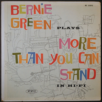 Difficult Listening 27 - Bernie Green - Records