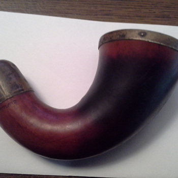 Antique Louis Blumfeld pipe - Tobacciana