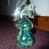 mdina knight chess piece paperweight