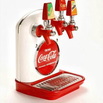 Looking for a driptray for a Coca Cola dispenser - Coca-Cola