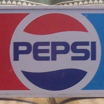 Pepsi Sign!