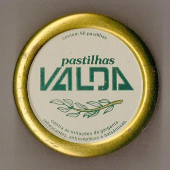 Valda Pastilhas Tin - Brazil - Advertising