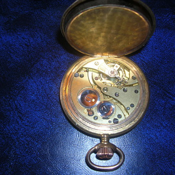 Is this one of good quality or too poor to keep - Pocket Watches