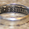 1894 South African 2 Shillings Ring