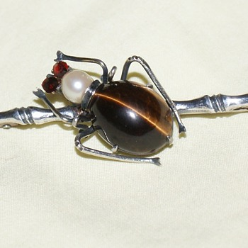 Little Bug Pin  - Fine Jewelry