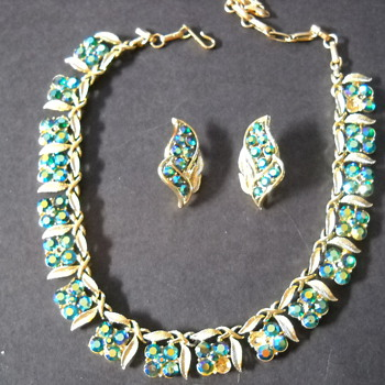 Pieces from grandmother's collection  - Costume Jewelry
