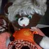 XXII 1980 Olympic bear