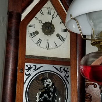 Cathedral clock - Clocks
