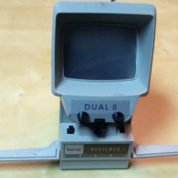 Baia Dual-8 Film Reviewer - Cameras