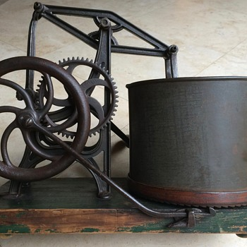 Antique Food Chopper or Hasher - Tools and Hardware