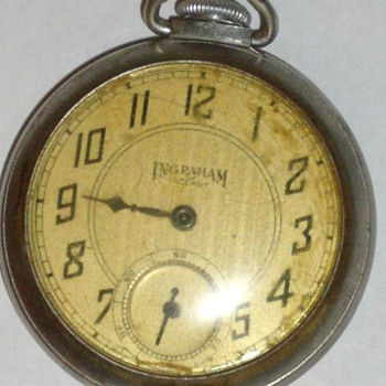 Ingraham-Viceroy/Windup - Pocket Watches