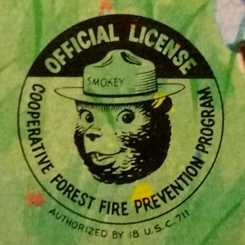 """Smokey Says """"Only YOU can prevent boredom!""""  - Games"""
