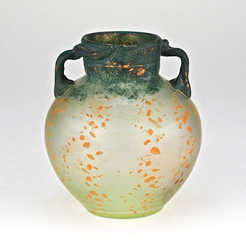 Loetz CEPHALONIA Art Glass Vase circa 1900 - Art Nouveau