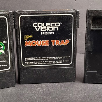 Colecovision Games - Games