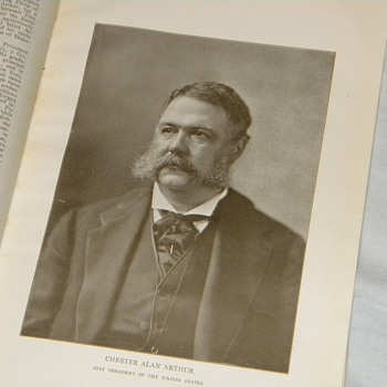 1910 President Arthur Photo Print - Photographs