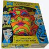 Vintage 1960's Psychedelic ZODIAC - AQUARIUS Halco Halloween Costume w Box
