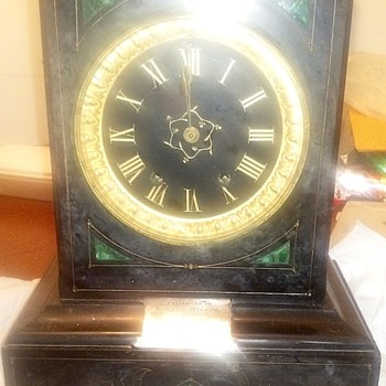 Latest clock find - Clocks