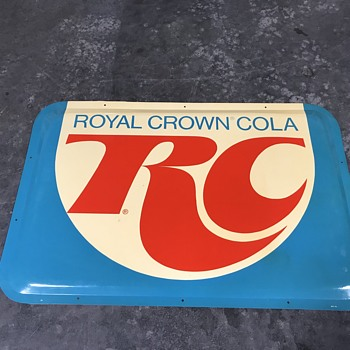 RC Cola sign  - Signs