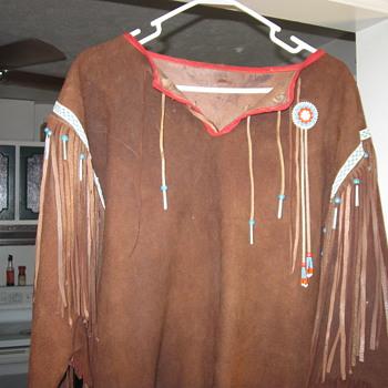 NATIVE AMERICAN DRESS? - Native American