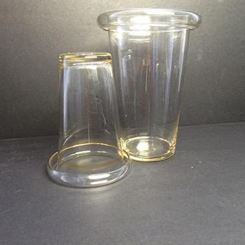 Vases? Liners?  - Glassware