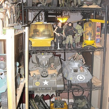 The Hall of Joes - Toys