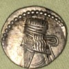 Greek silver coin ?