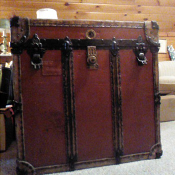 Crouch & Fitzgerald Trunk - Furniture