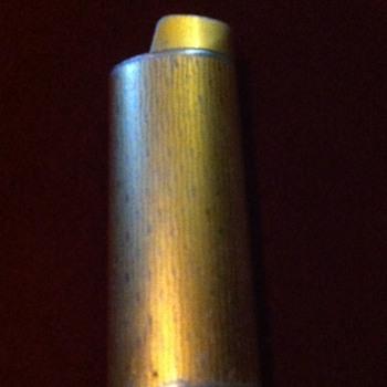 Vintage Metal Lighter Case