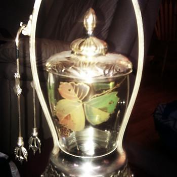 Pickle Jar - China and Dinnerware