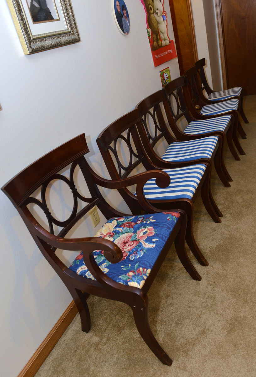 I Found A Set Of 6 Tell City Chairs Would Love To Learns Some History On  Them | Collectors Weekly