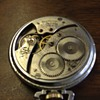 Waltham pocket watch working