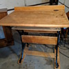 Grand Rapids child school desk