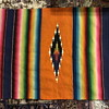Another Saltillo Serape which arrived in the mail the other day.