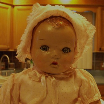 flirty eyes doll - Dolls