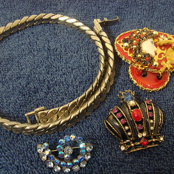 Oh what a buck can buy! - Costume Jewelry