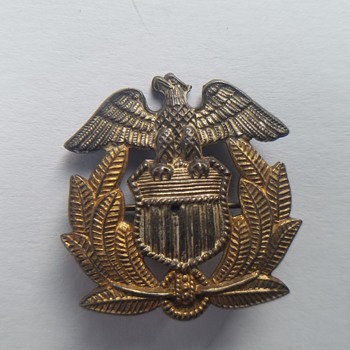 Anyone know what branch of service this pin is from? - Military and Wartime