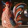 Porcelain Rooster