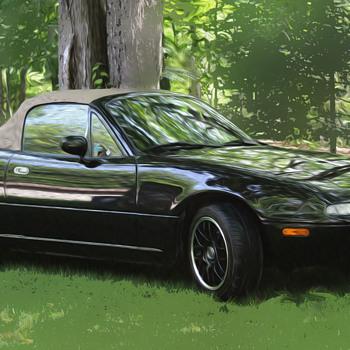 MX 5 - Classic Cars