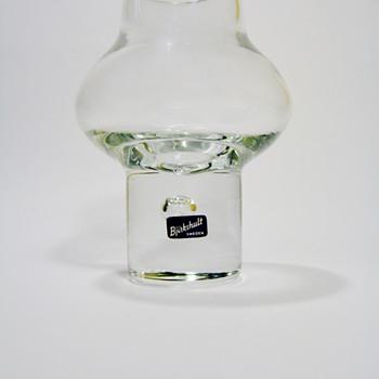BJORKSHULT -SWEDEN - Art Glass