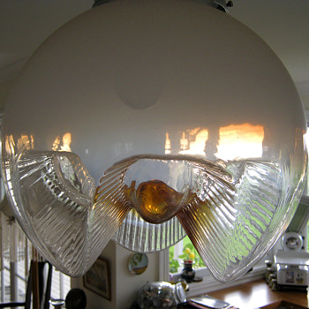 MURANO GLASS SHADE - Art Glass